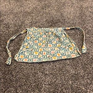 Vintage baby apron